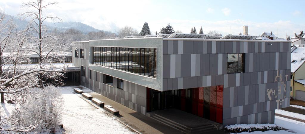 Albert-Schweitzer-Gymnasium Gundelfingen
